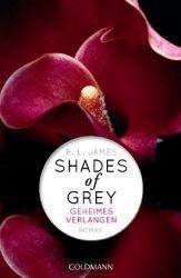 """""""Shades of Grey"""" Geheimes Verlagen von E L James, der neue Hype?"""