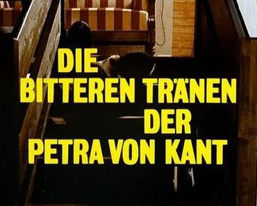 DIE BITTEREN TRÄNEN DER PETRA VON KANT [1972]