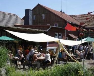 Sonntag: 24. Juni 2012 Kunsthandwerkermarkt in der Alten Kelterei Arnshain