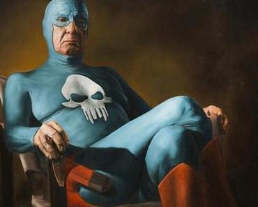 Everyday Life of an Aging Superhero