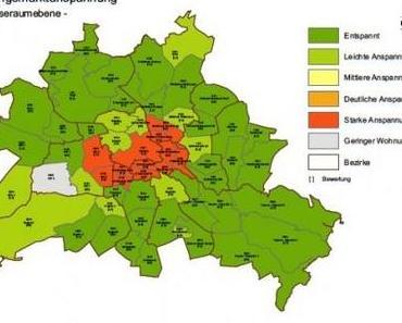 Berlin: Warnstufe Rot in der Innenstadt, sonst alles im grünen Bereich?