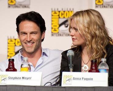 True Blood-Serienstars Anna Paquin u. Stephen Moyer erwarten Zwillinge