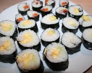 Vergiss Sushi, iss Kimbap!
