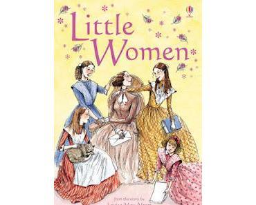 [Kinderbuch-Challenge] 25.) Betty und ihre Schwestern (Little Women) von 1868