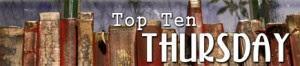 [TTT] Meine 10 liebsten Krimis