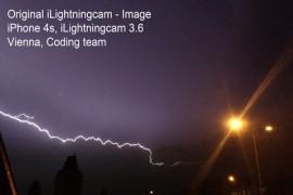 iLightningCam – automatische Echtzeit-Blitz-Fotos mit dem iPhone 4/4S – momentan kostenlos(Video)