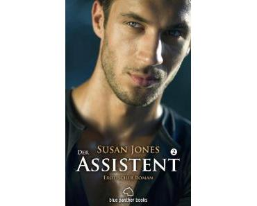 [Rezension] Susan Jones – Der Assistent 2
