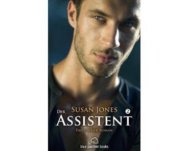 [Rezension] Susan Jones – Der Assistent 2