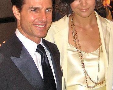 Katie Holmes lässt sich von Tom Cruise scheiden!