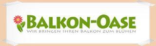 Shopvorstellung: Balkon-Oase Balkonpflanze