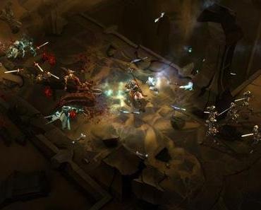 Diablo 3 – Laut Statistik verbringen Spieler weniger Zeit mit Diablo