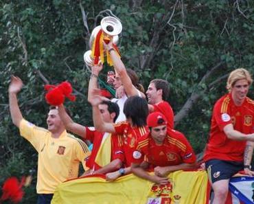 Zu brasilianisch: Spanien wird EM-Titel aberkannt