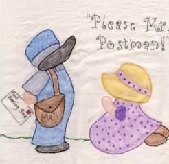Hey Mr. Postman…- July 2012 # 1