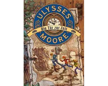 Rezi: Ulysses Moore - Die Tür zur Zeit