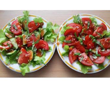 Tomaten-Balsamico-Vinaigrette