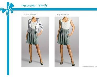 Dresscode :: Taufe