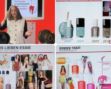Auf der Fashion Week mit Essie