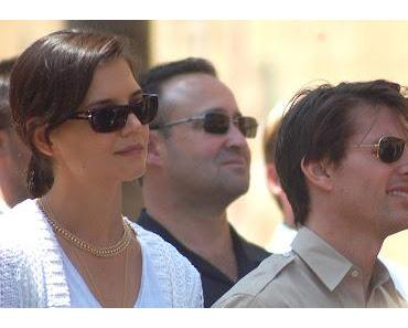 Scheidung: Tom Cruise u. Katie Holmes haben sich geeinigt