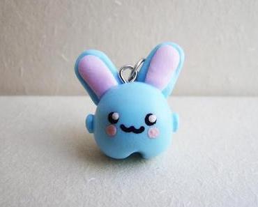 [153] Fimo-Tutorial: Marshmallow Bunny