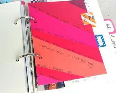 memories book // erinnerungsbuch // juni 2012