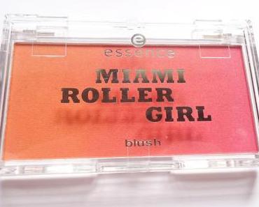 Swatch: Essence Miami Roller Girl Blush in 01 Dates On Skates