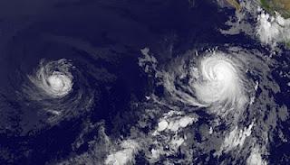 Sturmsituation Tropen weltweit 14. Juli 2012