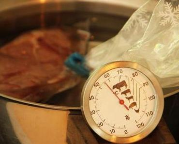 Sous-vide-Garen für Anfänger: Zarter kann Fleisch nicht sein