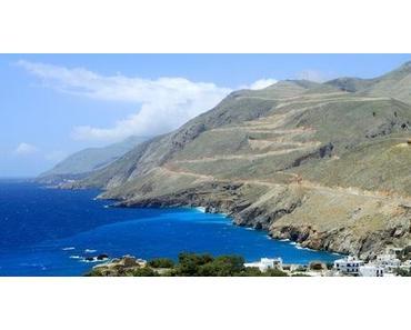 Rennradfahren auf Kreta – wunderschöne Aussichten und ein paar Pässe