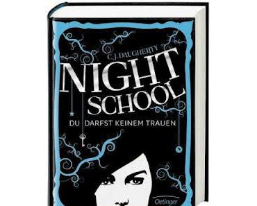 Night School #1 - C.J. Daugherty