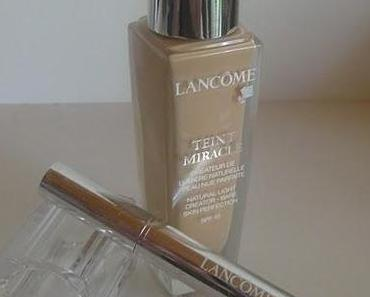 Lancôme Teint Miracle Foundation + Concealer