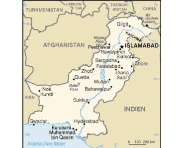 Pakistan droht USA-Einmarsch wegen Atom-Waffen