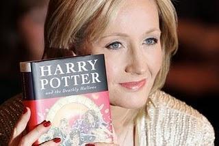 Joanne K. Rowling zurück an der Spitze