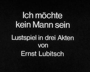 Provokation 1918 von Lubitsch & Kräly