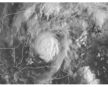 Hurrikan PAULA kommt: Live-Webcams Riviera Maya (Cancún, Playa del Carmen, Cozumel)