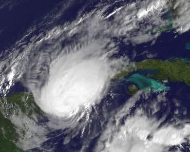 Hurrikan PAULA verschont Cancún & Co - jetzt ist Kuba im Visier