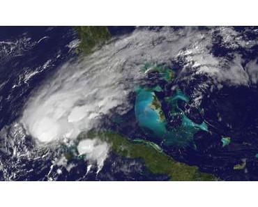 Hurrikan PAULA vor Kuba - 2 Tote auf Yucatán, Mexiko