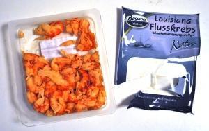 Luisiana Flusskrebse aus Büsum sind tatsächlich chinesische Flußkrebse (ggf. vergiftet)