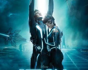 Erstes offizielles Poster zu 'Tron Legacy'