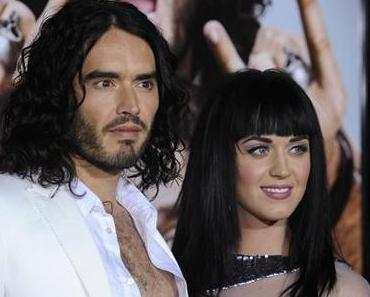 Heiraten Katy Perry u. Russell Brand in einer Woche?