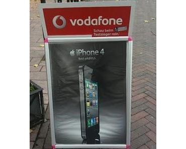 Endlich: iPhone bei Vodafone Deutschland