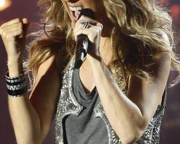 Celine Dion verrät die Namen ihrer Zwillinge