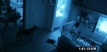 Filmkritik zu 'Paranormal Activity' Fortsetzung