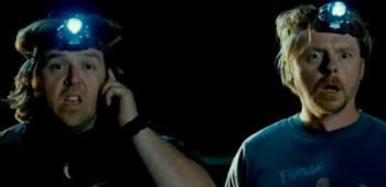 Erster Trailer zu Pegg & Frost in 'Paul'