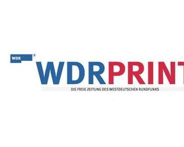 WDR und die falsche Zeitung