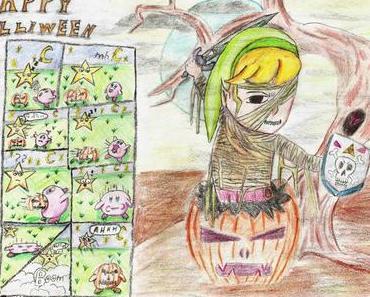 Halloween Gewinnspiel – Zeichnungen Einsendungen
