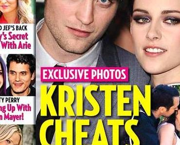 Kristen Stewart betrügt Robert Pattinson mit Rupert Sanders?