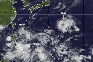 Taifunsaison: Das Wettrennen um die Namen SAOLA und GENER hat begonnen