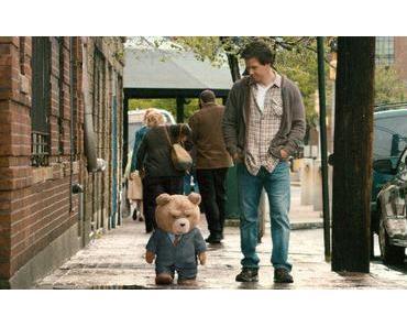 """Rotzfrech kommt """"Ted"""" daher"""
