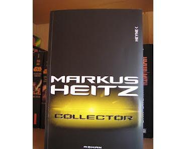 [Rezension] Markus Heitz - Collector