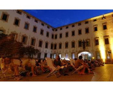 Gandules ´12. Outdoor cinema im CCCB von Barcelona